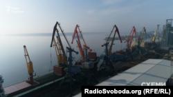 Леоніда Крючкова наголосив, що в порту Миколаєва працюють й інші агентські компанії