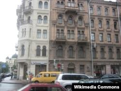 Brodskinin Sankt Peterburqda yaşadığı bina