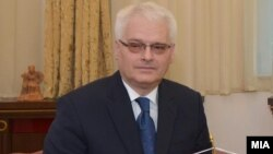 Претседателот на Хрватска Иво Јосиповиќ