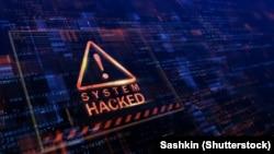 Upozorenje da je sistem hakiran