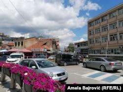 Сербия, город Нови-Пазар