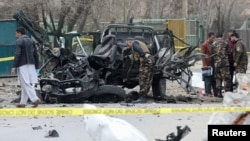 آرشیف، انفجار هدفمند در کابل