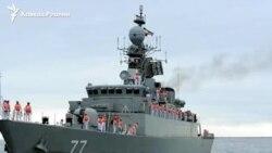 В Дагестан прибыла жемчужина боевых кораблей Ирана