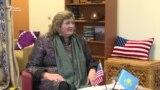 Кари Джонстоун – об усилиях Казахстана по противодействию торговле людьми