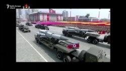 Un test cu rachete al Coreii de Nord s-a soldat cu un eșec în zorii zilei de 16 aprilie