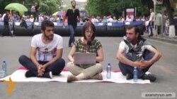 Ֆեյսբուքյան ասուլիս Վաղինակ Շուշանյանի և Մաքսիմ Սարգսյան հետ