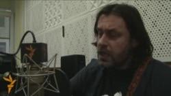 """Белы сьпіс"". Зьміцер Вайцюшкевіч"