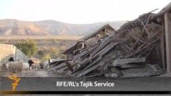 Через землетрус у Таджикистані зруйновані понад 100 будинків