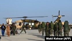افغان هوايي ځواک