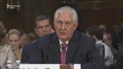 Rex Tillerson despre Crimeea și relația dintre America și Rusia