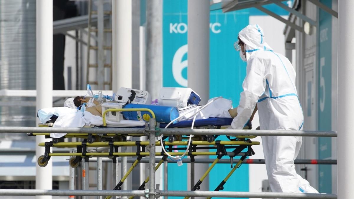 У Росії новий добовий максимум смертності від COVID-19