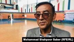 عبدالوحید رحمانی، مسئول تطبیق واکسین پولیو در غرب افغانستان