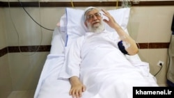 Ayatollah Khamenei underwent prostate surgery four years ago amid rumors he was in ill-health.
