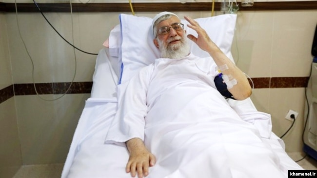 Ayatollah Khamenei underwent prostate surgery four years ago amid rumors he was in ill-health.