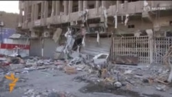 Bomber Strikes Checkpoint Near Incoming Iraqi PM's Home