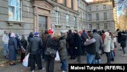 Народный сход против сноса ВНИИБ в Петербурге
