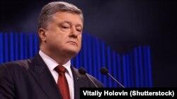 უკრაინის პრეზიდენტი პეტრო პოროშენკო