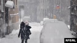 Споредните улици - замрзнати