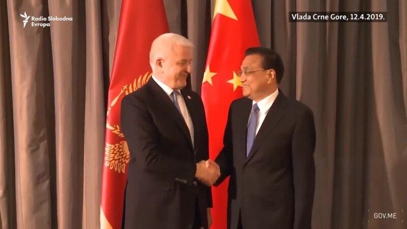 Crna Gora u kineskom zagrljaju