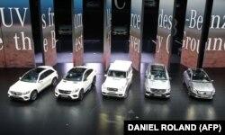 Депутаты от Чечни - большие поклонники Mercedes