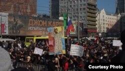 Москванын Жаңы Арбат көчөсүндөгү митинг, 10-март, 2010