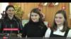 Унучкі Лукашэнкі Дар'я і Анастасія, 2019 год