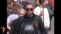 Пророссийская акция в Харькове