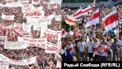 Пратэсты у Польшчы ў 1980-я і ў Беларусі ў 2020-м