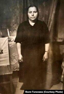 Варвара Дарашкевіч-Галанава