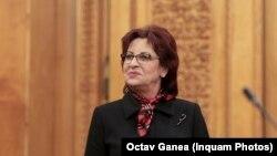 Mariana Moț, judecătoarea care a fost numită în Consiliul legislativ