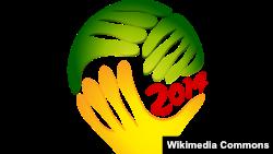 Բրազիլիայում հաջորդ տարի կայանալիք ֆուտբոլի աշխարհի առաջնության լոգոն