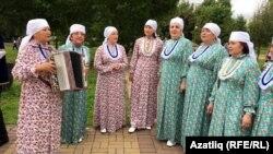 """""""Түгәрәк уен"""" татар фольклор фестивале"""