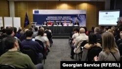 Проведенные исследования показали, что в Грузии нет соответствующего восприятия гражданского сектора