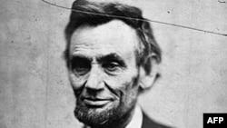 Президент США Авраам Линкольн. 1865 год.