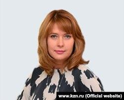 Евгения Лодвигова