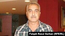 موفق حسين مدرب منتخب الناشئين في كرة القدم