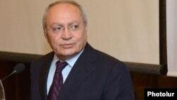 Генеральный прокурор Армении Агван Овсепян (архив)
