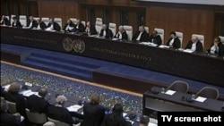 Srbija i Hrvatska pred Međunarodnim sudom pravde