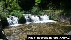 Зафат на реката Сапунчица