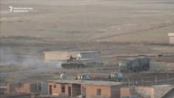 Peshmerga Forces Liberate Villages From Islamic State Militants