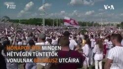 Belarusz: új év - új alkotmány - új elnök?