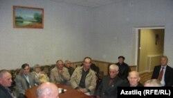 Уфа татарлары җыелышы