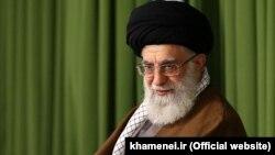 Верховный лидер Ирана аятолла Хаменеи.