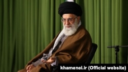 Iranian Supreme Leader Ayatollah Khamenei (file photo)