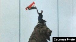 """من غلاف كتاب """"النظام العربي الجديد: اوراق في الثورات العربية"""" لشاكر النابلسي"""