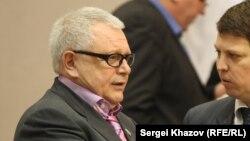 Бывший сенатор Совета Федерации Константин Титов и депутат Самарской Губернской Думы Михаил Матвеев