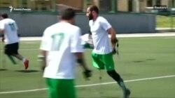 Футболисты-ампутанты из Чечни защитят честь России