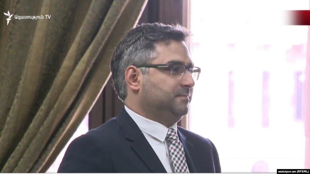 Сурик Хачатрян и ряд других бывших чиновников не платили налог на имущество – председатель Комитета кадастра недвижимости