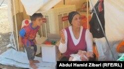 Біженці з Сирії\ в Іраку
