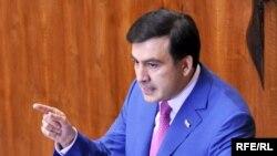 Саакашвили спешит поставить точки над i